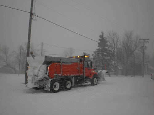 KDOT working to clear roads