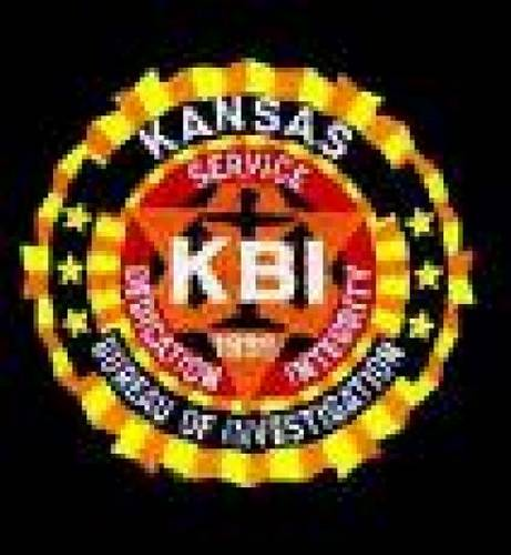 Kansas Bureau of Investigations seal