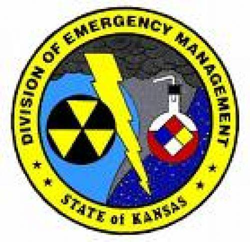 Kansas Department of Emergency Management seal