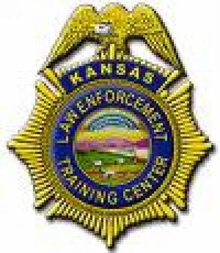Kansas Law Enforcement Training Center badge
