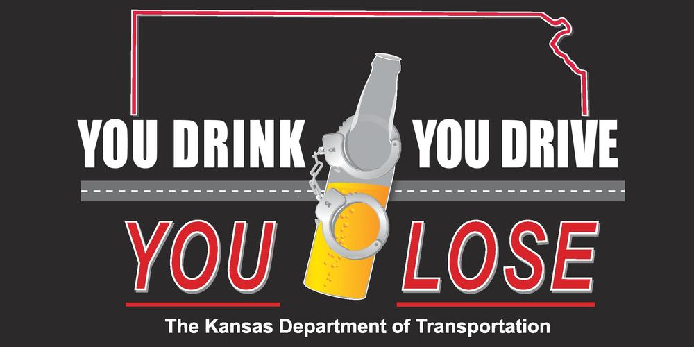 You Drink, You Drive, You Lose logo