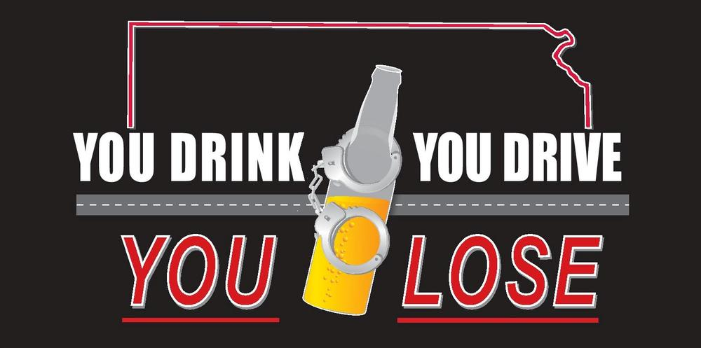 You drink, you drive, you lose