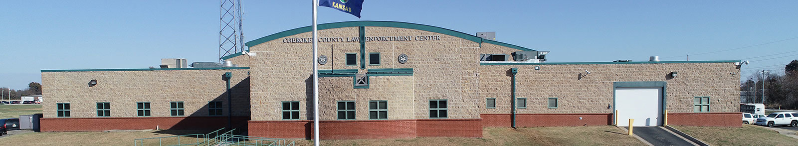 Cherokee County Kansas Law Enforcement Center